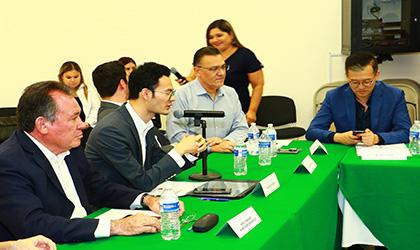 Unison es sede de la reunión Programa Global E Commerce